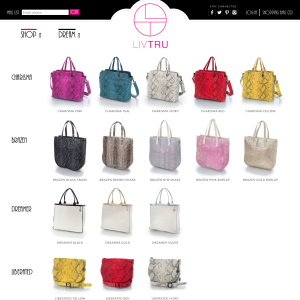 Bags | Product Categories | LivTru