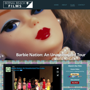 Bernal Beach Films-Barbie Nation- An Unauthorized Tour